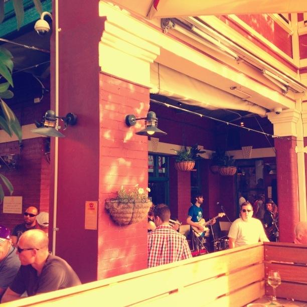 Queens bar @ Highgate, Perth