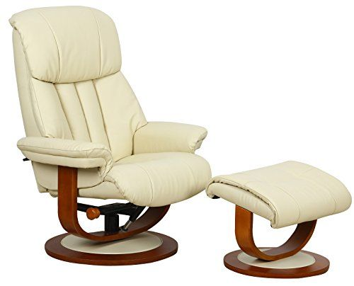 The Hereford - Genuine Top Grain Leather Swivel Recliner Chair---499.99---