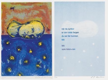Nico Widerberg - Bagasje 12 - Når du synker