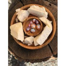Bambucké maslo ORGANICKÉ (BIO)  NERAFINOVANÉ