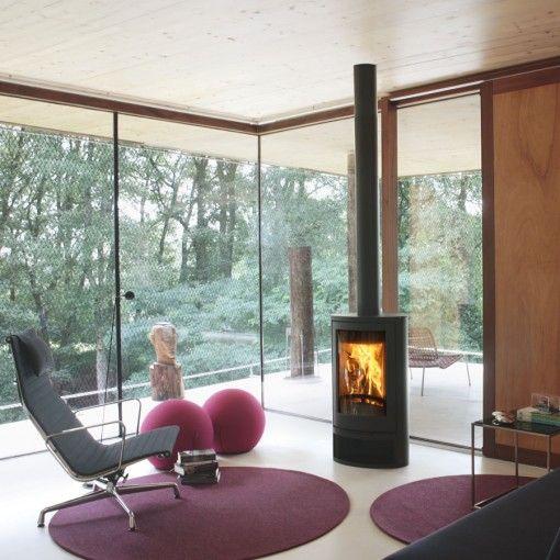 Wanders Solea Elegance - Wood Burning Stove