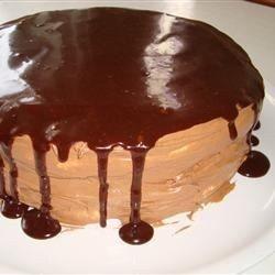 Gluten Free Chocolate Cinnamon Hazelnut Meringue Cake - Allrecipes.com