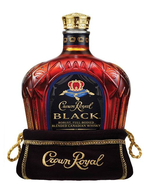 Review: Crown Royal Black Canadian Whisky – Drinkhacker