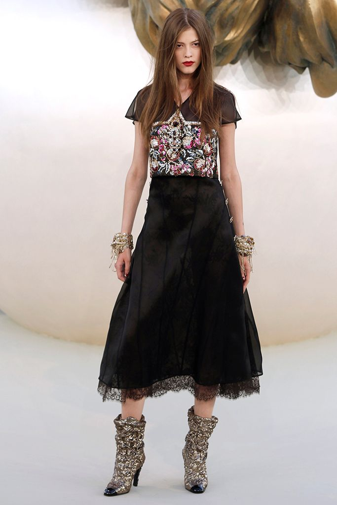 Chanel Fall 2010 Couture - Collection - Gallery - Style.com