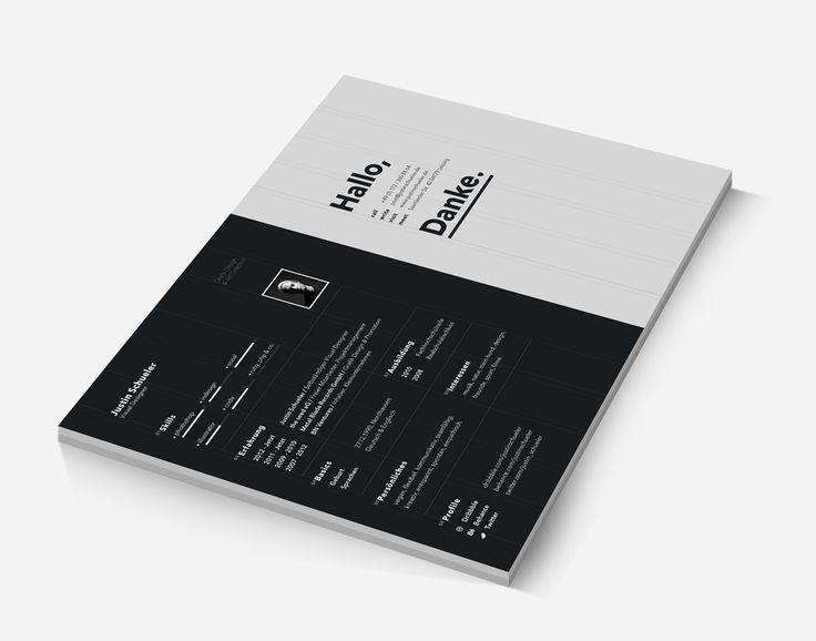 11 best CV Design images on Pinterest Resume design, Resume and - readymade resume