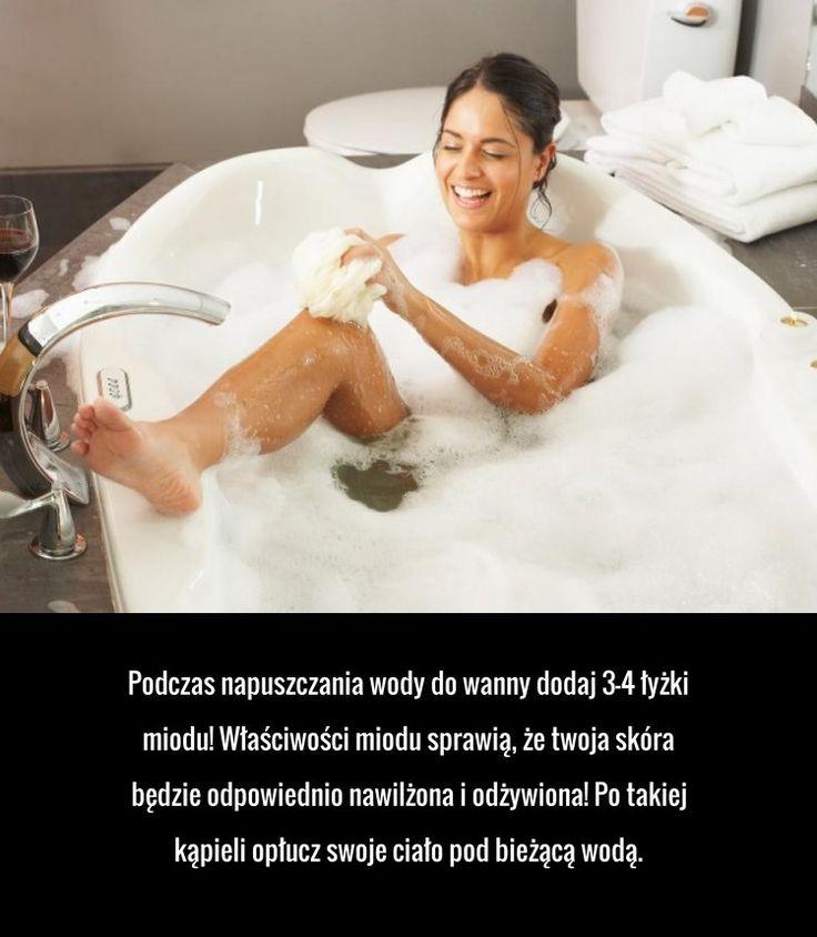 2 w 1! Kąpiel i nawilżenie ciała!