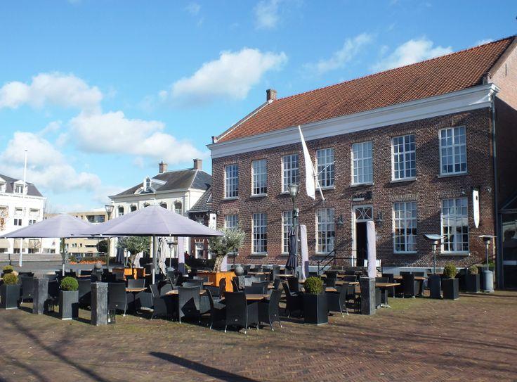 Voormalige fabriek van A. van den Heuvel & Zoon