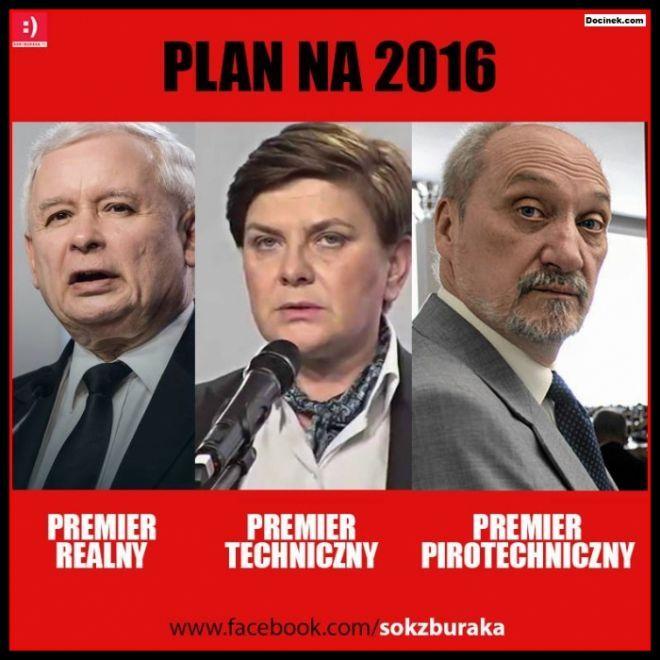 """""""Studniówka"""" rządu PiS. Najlepsze memy"""
