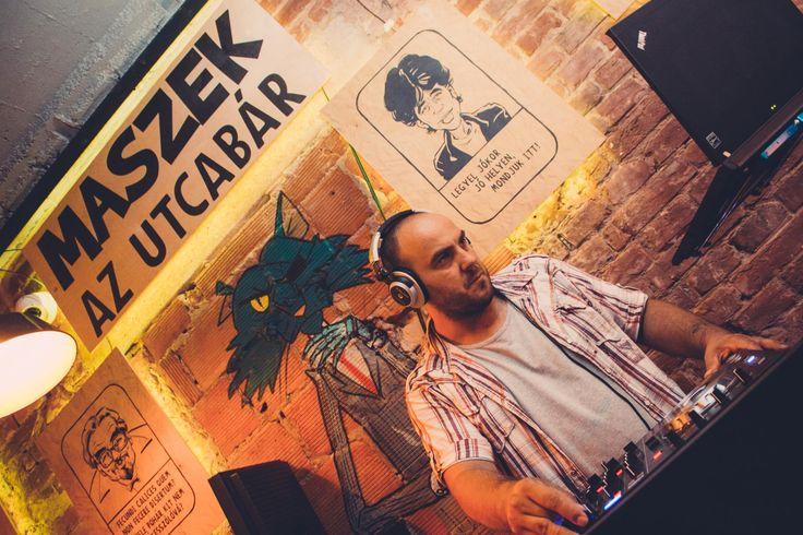 #maszek #azutcabar #debrecen