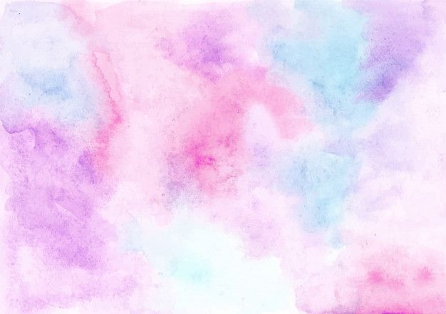 Abstract Pastel Watercolor Texture Background In 2020 Pastel