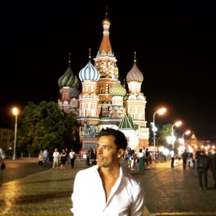 Prima notte a Mosca