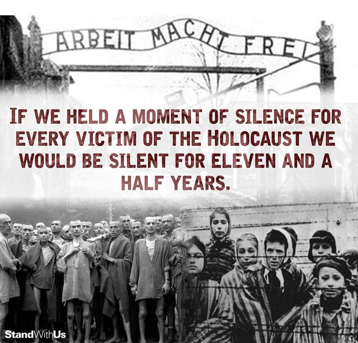 Tonight as Yom Hashoah begins, we remember the six million lives who were stolen from the Jewish people during the Nazi regime. Never Again!