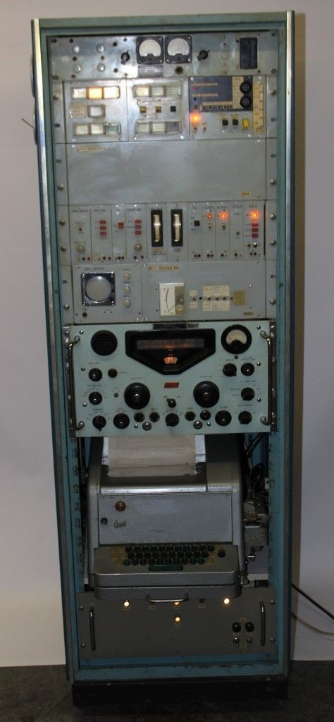 Details About 1960s Ex Army Communications Equipment