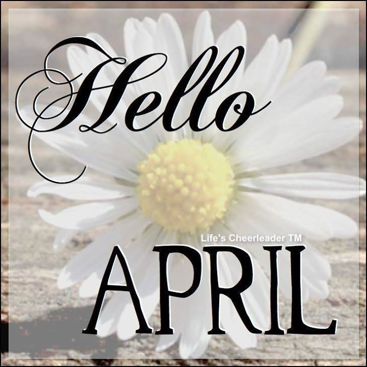 1000+ images about Months on Pinterest  Hello april and Good morning friends