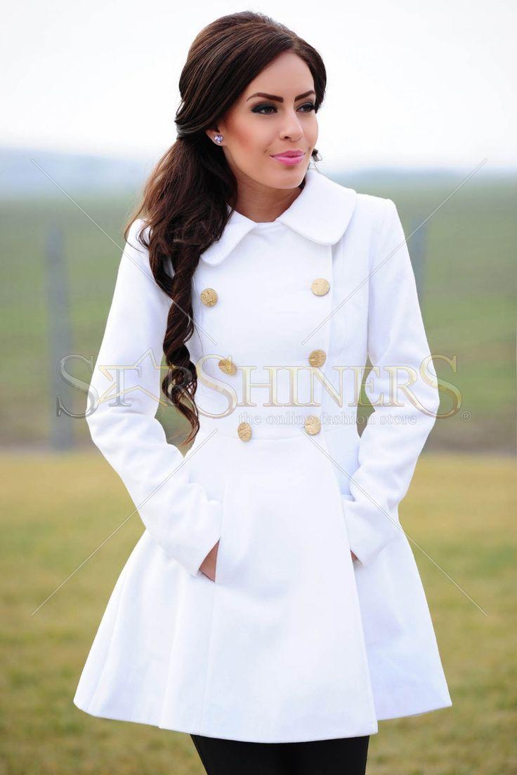 LaDonna Same Attraction White Coat