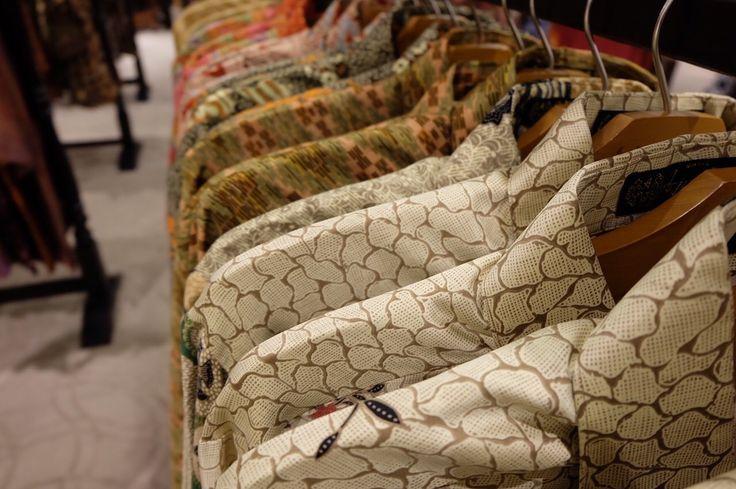 Keep calm and wear your Batik  Batik by Metro TSM 1st Floor