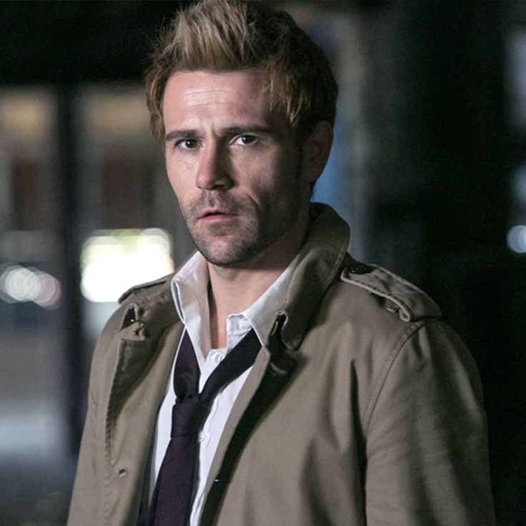 Exciting news! Matt Ryan will be reprising his role as John Constantine   in an episode this season.