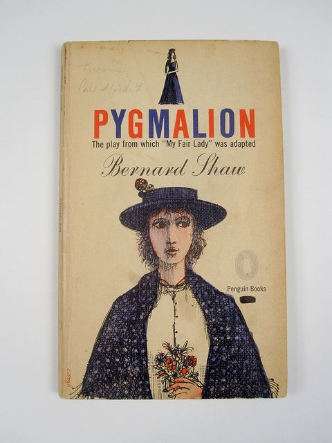 a comparison of pygmalion and my fair lady Pygmalion by george bernard shaw and its film version my fair lady both endings in pygmalion and my fair lady whilst in comparison to the play she does not show her sincere feelings as shaw first wrote it.