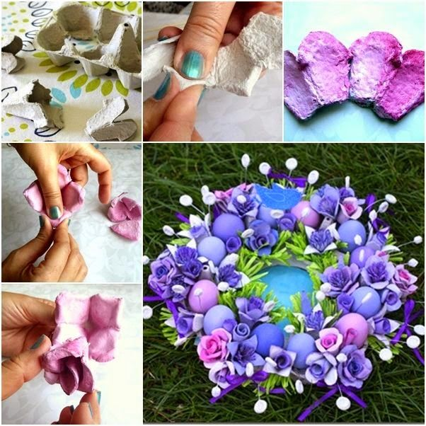 Your egg carton can be a good material for your next creative DIY Project. There are a lot of things that can be made from them. Things whi...