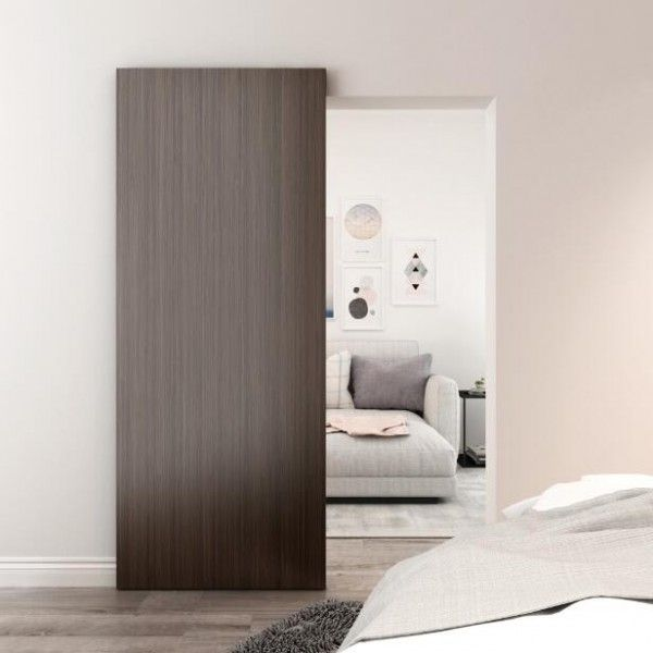 Concealed Sliding System For Wood Door Hangzhou Spark Hardware Co Ltd Sliding Doors Interior Doors Interior Aluminium Sliding Doors
