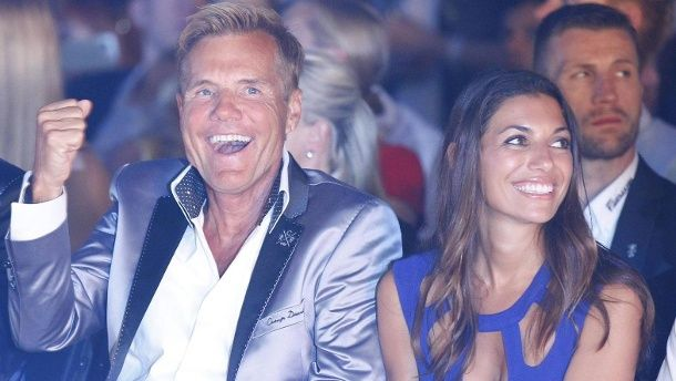 Ehefrau Carina Hat Ein Liebestattoo Fur Dieter Bohlen Dieter Bohlen Promis Bohlen