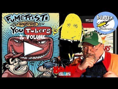 BAMF – Fumettisti contro Youtubers [il volume – AAVV]