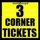 #Ticket  3 New Orleans SAINTS vs Carolina PANTHERS 10/16 NFL Football Tickets  Superdome #deals_us