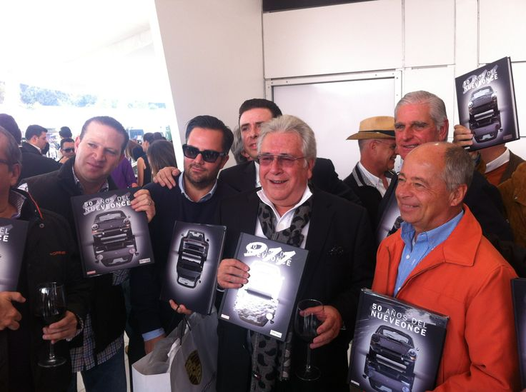 50 Años del Nueveonce, el libro que preparamos en Porsche México para conmemorar la leyenda del 911.