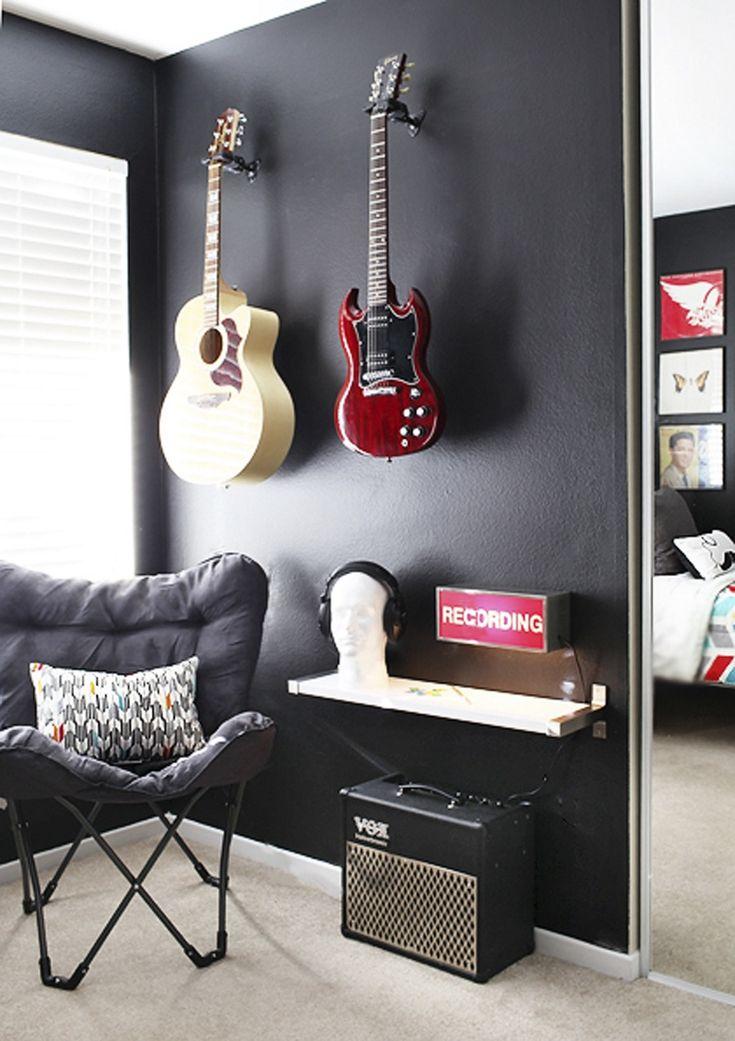 9 Cómo diseñar tu cuarto o sala de entretenimiento Decohunter