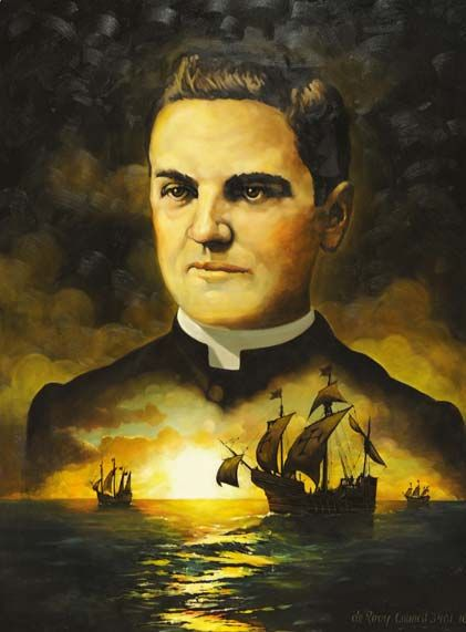 Portrait of the Founder | 134th Supreme Convention | Knights of Columbus