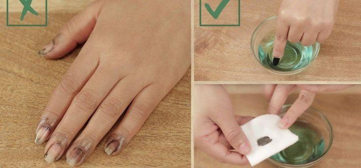 17 best ideas about fingernail polish remover on pinterest - Put cotton ball trash can ...