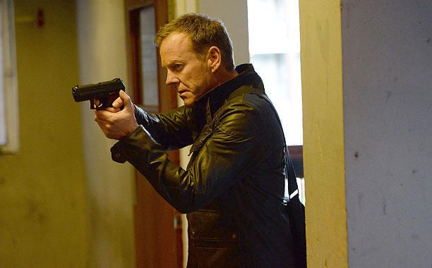 Jack Bauer, '24' (Keifer Sutherland) - 25 Best TV Characters in the Past 25 Years - EW.com