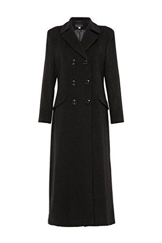 """Product review for De La Crème Women`s Double Breated Fitted Long Coat.  - Look absoloutely fabulous this Season in this stylish and classy wool & cashmere coat.       Famous Words of Inspiration...""""No man is so foolish but he may sometimes give another good counsel, and no man so wise that he may not easily err if he takes no other counsel..."""