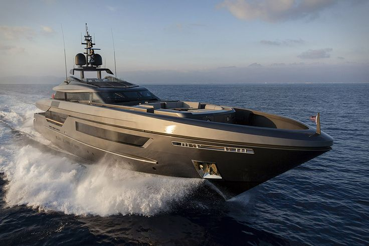 Built entirely from aluminum with sleek, aggressive lines, the Baglietto 46M Fast Yacht is a comfortably quick way to cross the water. Both the exterior and interior were designed by Francesco Paszkowski, with the latter offering resort-like accommodations for up...