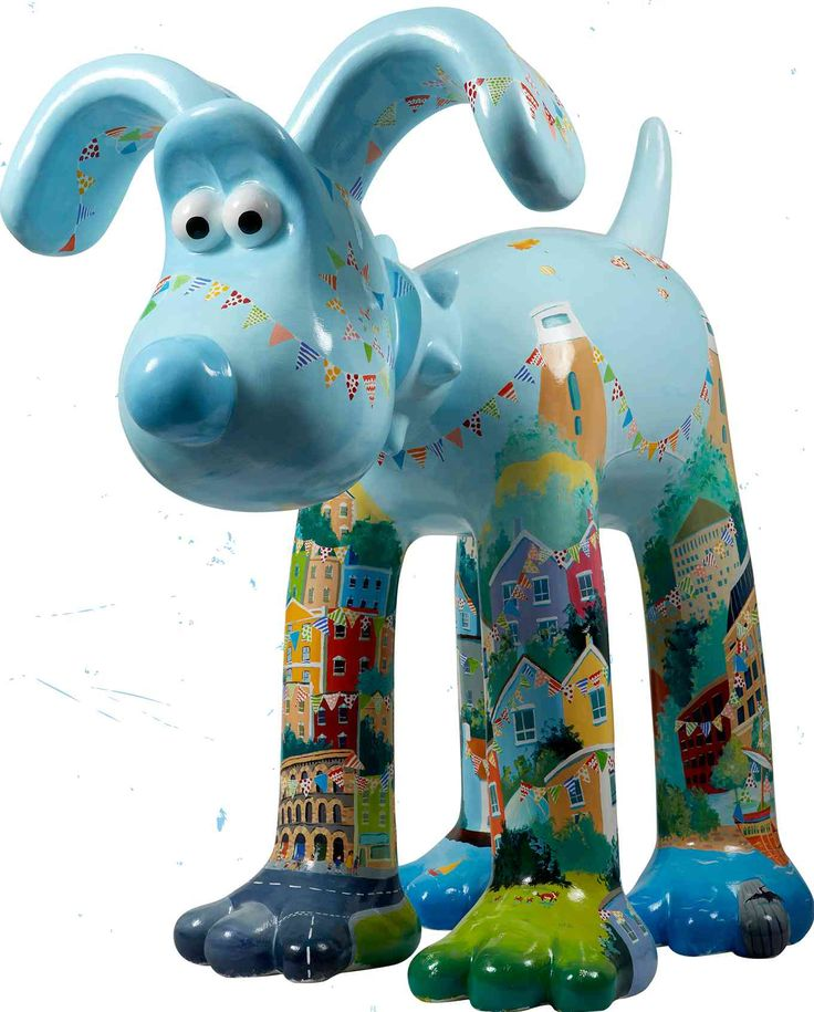 Bunty | Gromit Unleashed