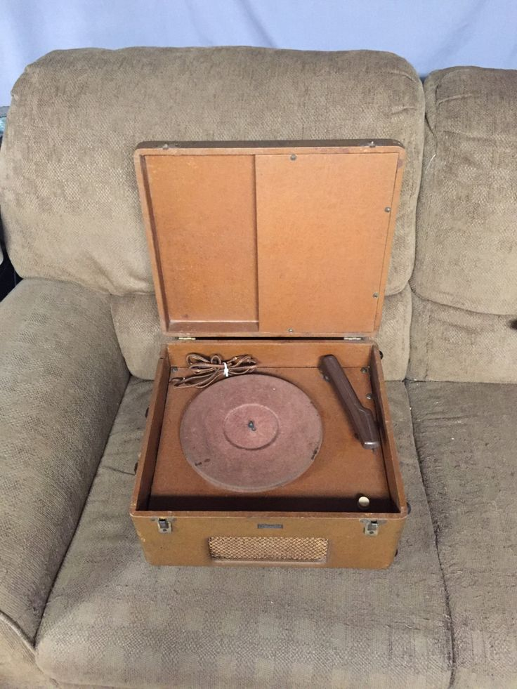 antique portable record player turntable general television tube record player portable suitcase record player turntable