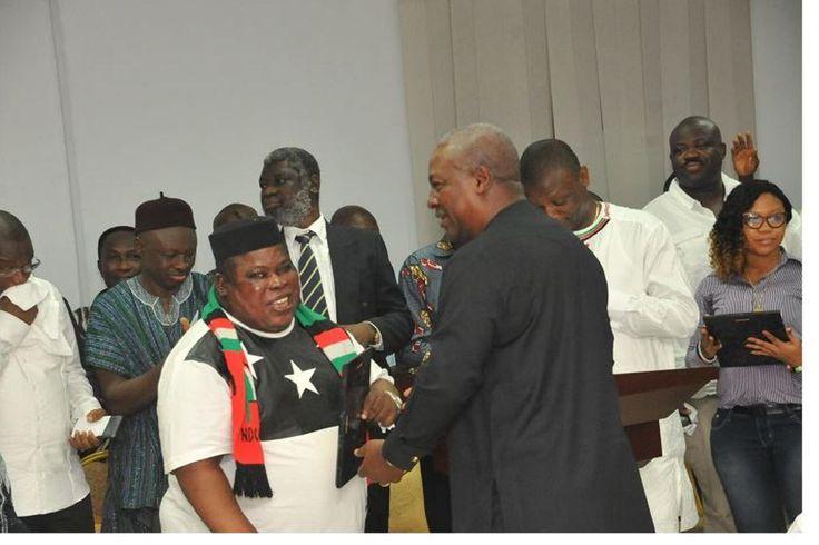 Mahama Will Win 2016 Polls