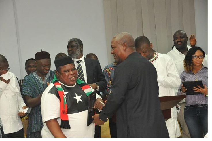 Mahama Will Win 2016 Polls