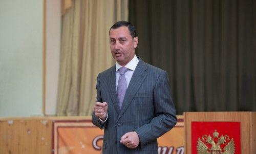 Встреча депутата ЗСК Теплякова В.Н. с жителями м-на «КСМ»