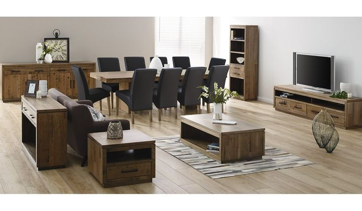 Penfold 11 piece dining suite