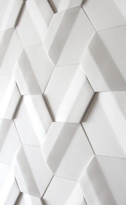 White Tile Module,Pauline Gorelov.