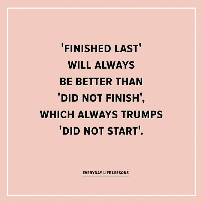 'Finished last' will always be better than 'did not finish', which always trumps 'did not start'