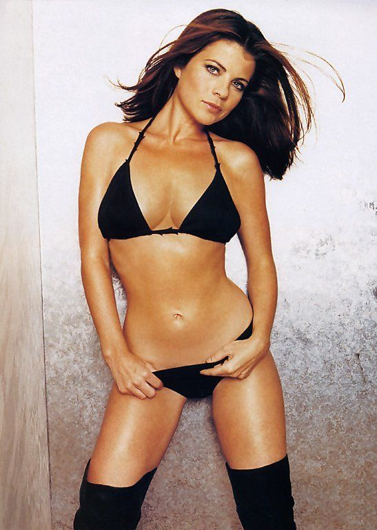 Yasmine bleeth retro and vintage pinup models 26122209 547 for Top naked images