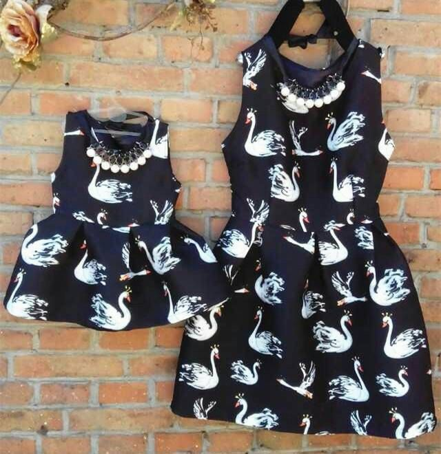 Made to Order Custom Mother Daughter Matching Dresses | MomMeMatch.com