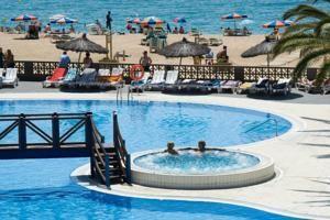 hotel tahiti playa, santa susanna, spain