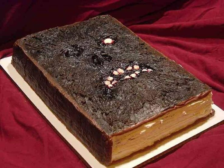 Necronomicon Cake Cool Cakes 4 Pinterest Cakes
