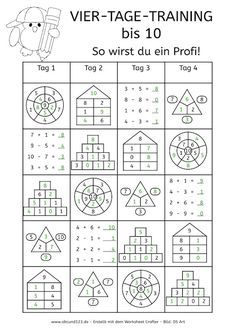 1000 ideas about arbeitsbl tter mathe on pinterest dyskalkulie worksheets and numeracy. Black Bedroom Furniture Sets. Home Design Ideas