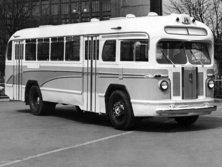 ZIL 158 experienced '1956