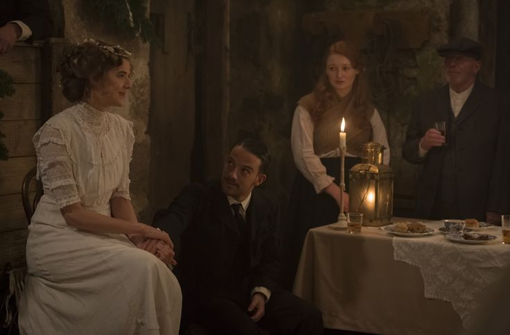 Check out the first trailer for Terence Davies' SUNSET SONG