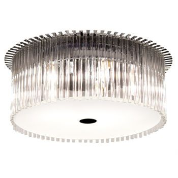 Gatsby 2.0 Ceiling Fixture with Tubular Glass